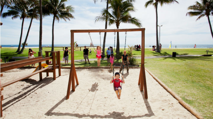 Playground - Tangalooma Island Resort