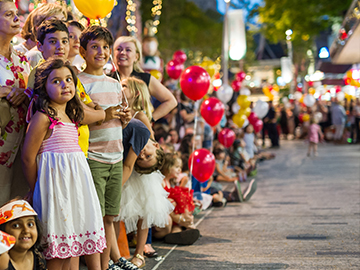 Brisbane City Christmas Parade