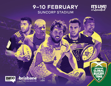 Brisbane Global Rugby Tens