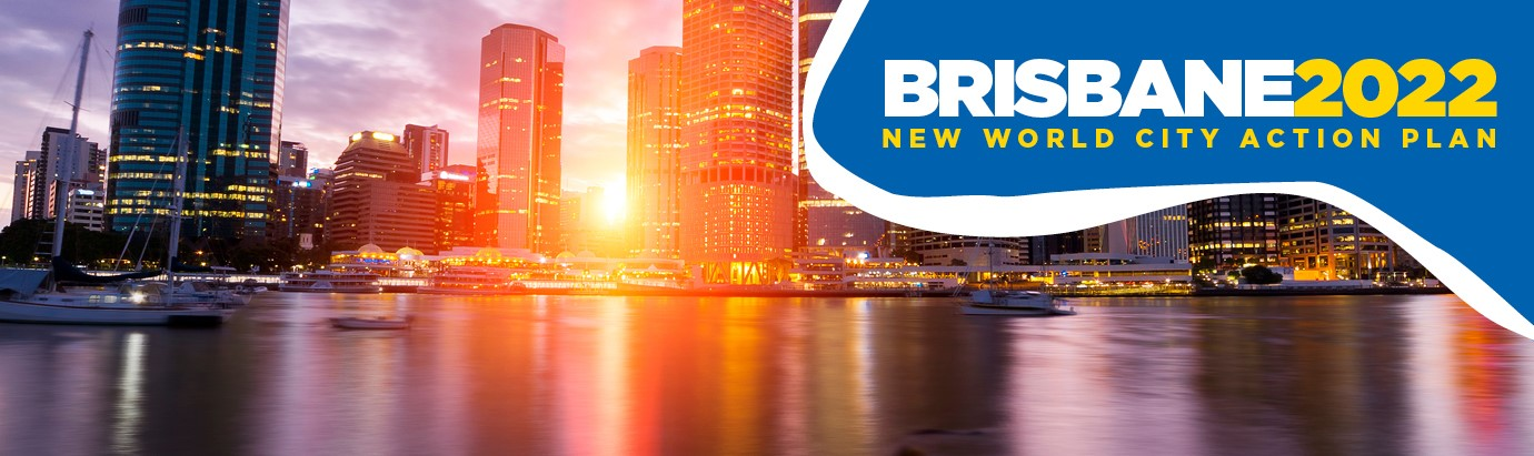 Brisbane 2022 New World City Action Plan