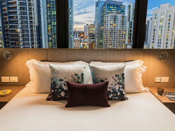 Top inner city brisbane delegate stays choose brisbane for Top boutique hotels queensland