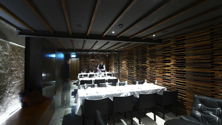 Private dining room brisbane