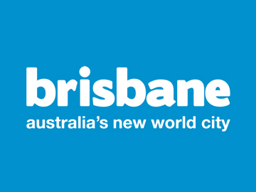 Brisbane Australia New World City logo