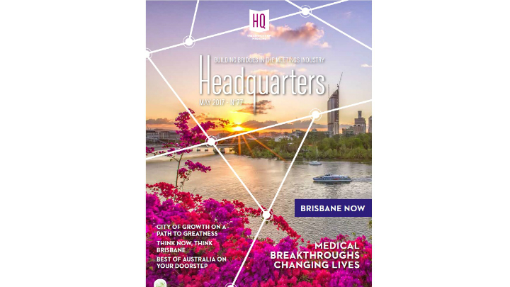 Headquarters Magazine