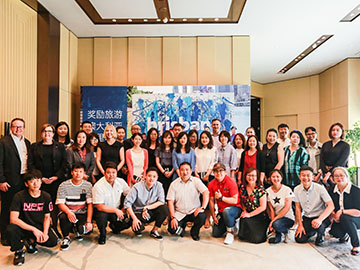 Brisbane Business Events team in China