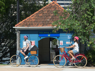 Free Range Bike Hire