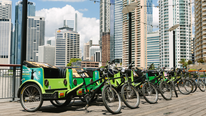 Green Cabs Brisbane