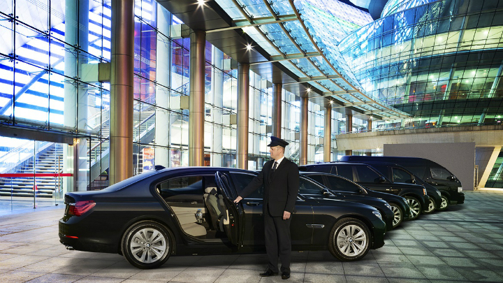 Hughes Chauffeured Cars