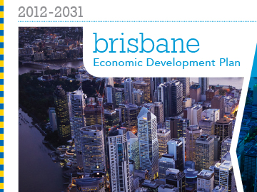 Brisbane Economic Development Plan