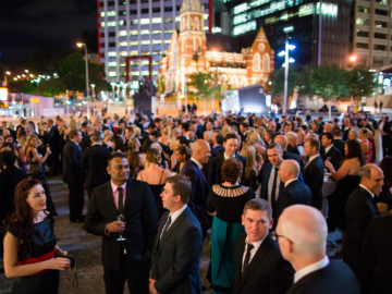 Lord Mayor's Business Awards 2015