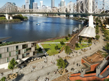 Howard Smith Wharves