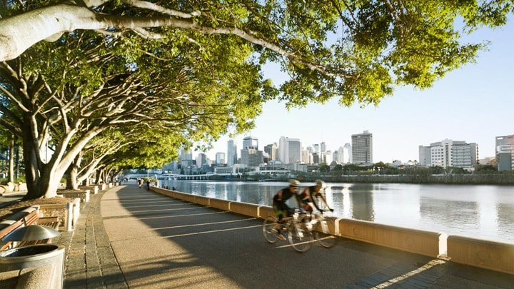 South Bank Parklands - Brisbane Lifestyle