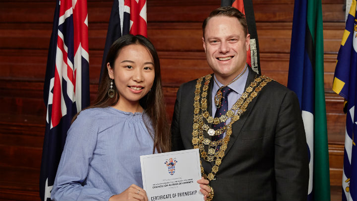 Lord Mayor Friendship Ceremony 31