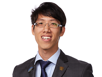 Chee Chuan Sia 2016 Brisbane International Student Ambassador