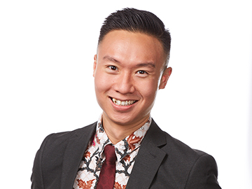Dion Jeremy Lee 2016 Brisbane International Student Ambassador