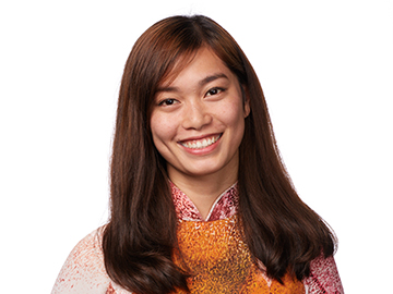 Hong Phuoc Tran 2016 Brisbane International Student Ambassador