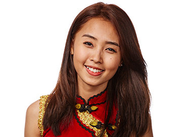 Mary Naing Lay 2016 Brisbane International Student Ambassador