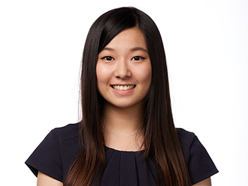Shih Ching Hung 2016 Brisbane International Student Ambassador