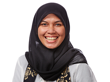 Trisna Mulyati 2016 Brisbane International Student Ambassador