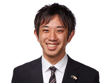 Yuji Ueno 2016 Brisbane International Student Ambassador