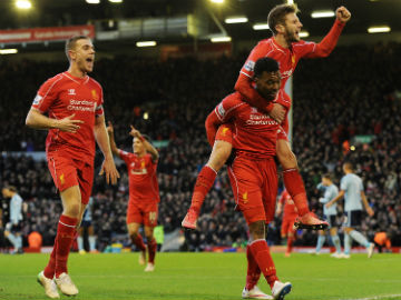Liverpool Football Club v Brisbane Roar