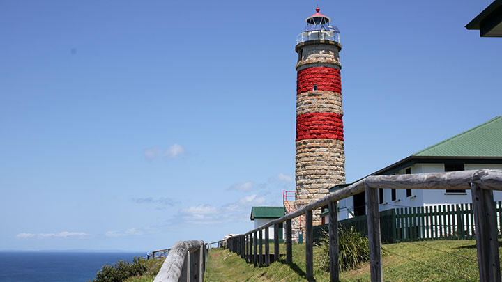 Cape Moreton lighthouse