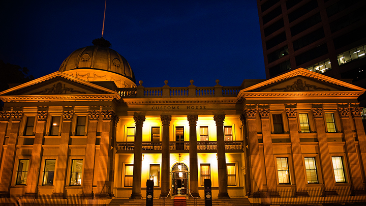 Customs House Queen Street