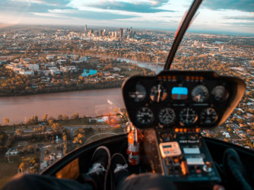 Adventures By Helicopter – V2 Helicopters